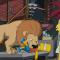 Finalmente el actor secundario Bob mata a Bart Simpson