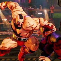Zangief es confirmado para el plantel de Street Fighter V