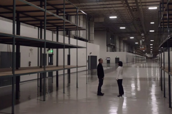Lo más interesante de esta trama son las instalaciones de UCAA
