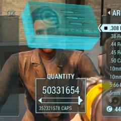 Cómo conseguir dinero infinito en Fallout 4