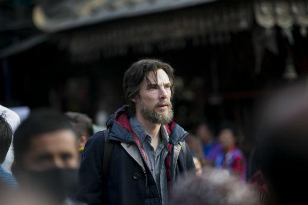 Benedict Cumberbatch Doctor Extraño Marvel 2