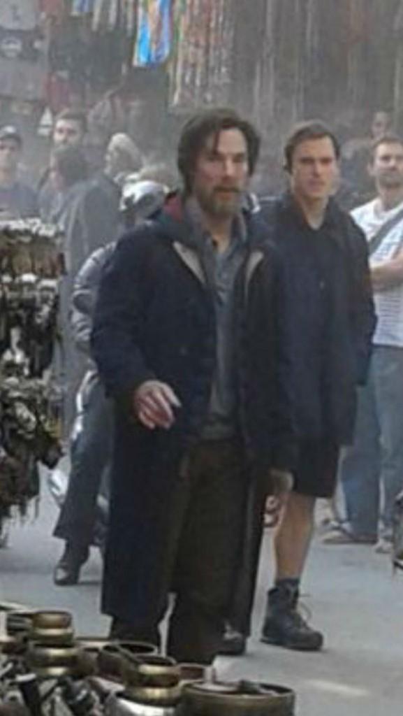 Benedict Cumberbatch Doctor Extraño Marvel 6