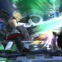 Cloud de Final Fantasy VII llega a Super Smash Bros