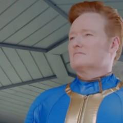 Conan O'Brien tampoco se resiste a Fallout 4
