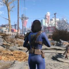 Tráiler de lanzamiento de Fallout 4