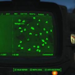 ¿Cuál es la extensión real del mapa de Fallout 4?