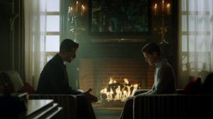 Gotham 2x08 Galavan Wayne