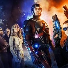 En enero llega Legends of Tomorrow, spin-off de Flash y Arrow