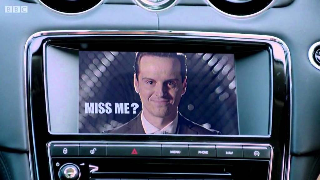 Sherlock Moriarty Andrew Scott Miss Me