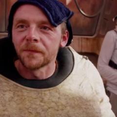 Se desvela el personaje de Simon Pegg en Star Wars
