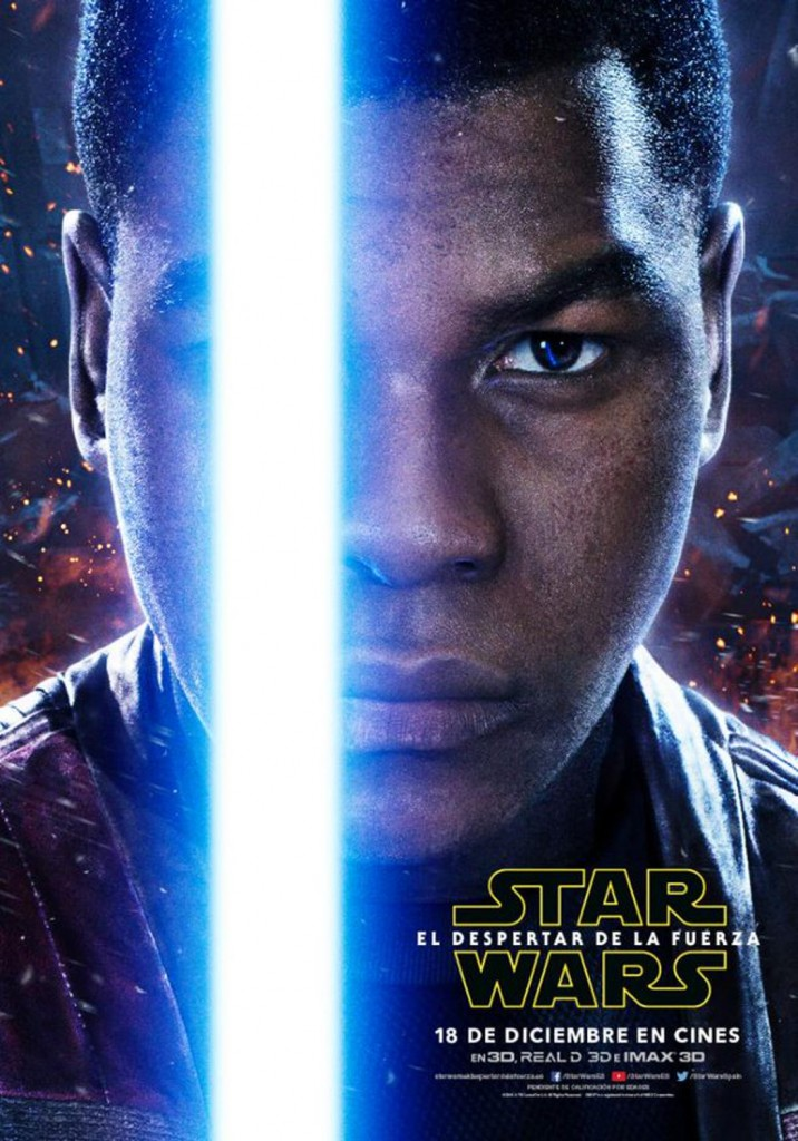 Star Wars VII Finn