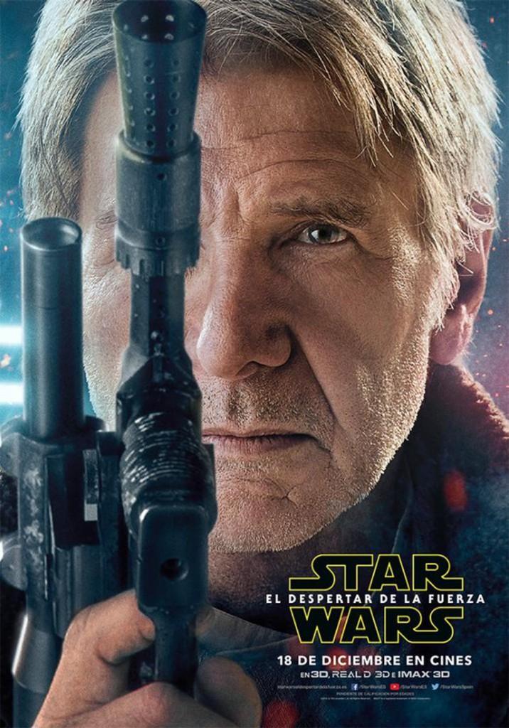 Star Wars VII  Han Solo