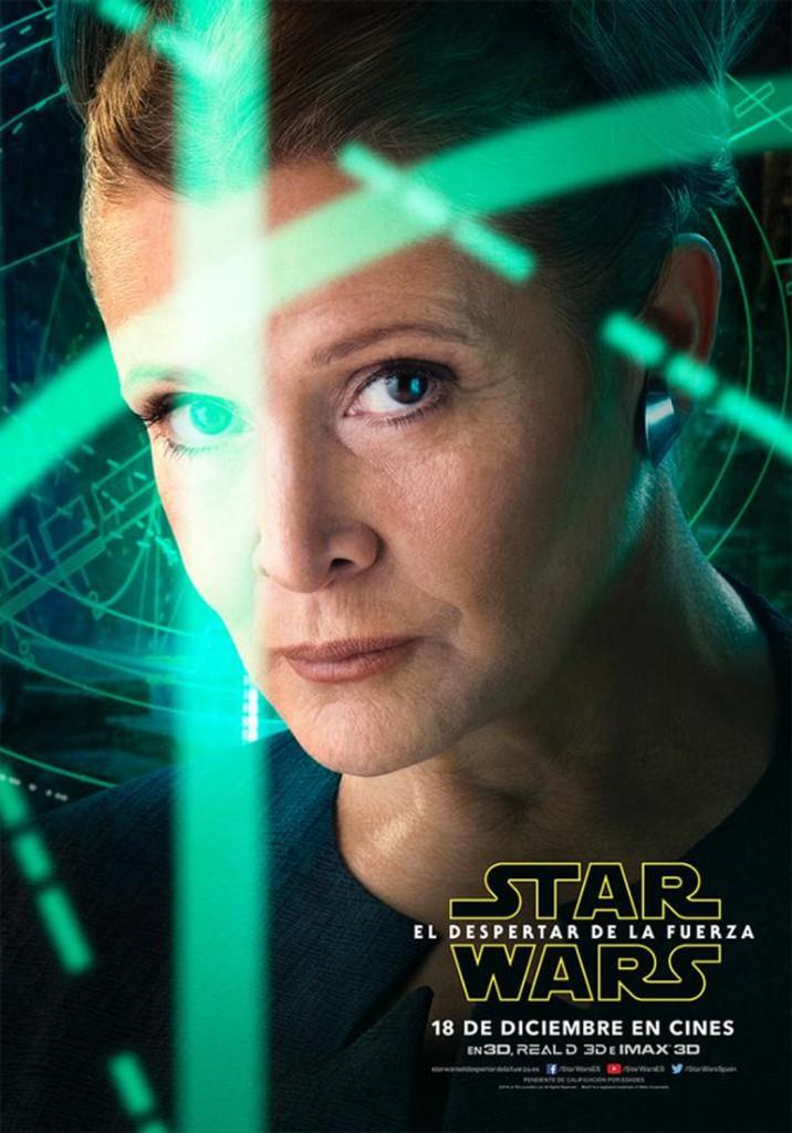Star Wars VII  Leia Organa
