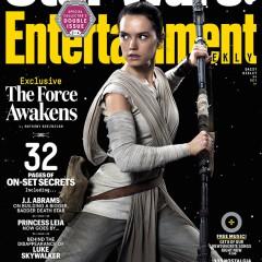 Pósters y mas pósters de Star Wars: El Despertar de la Fuerza