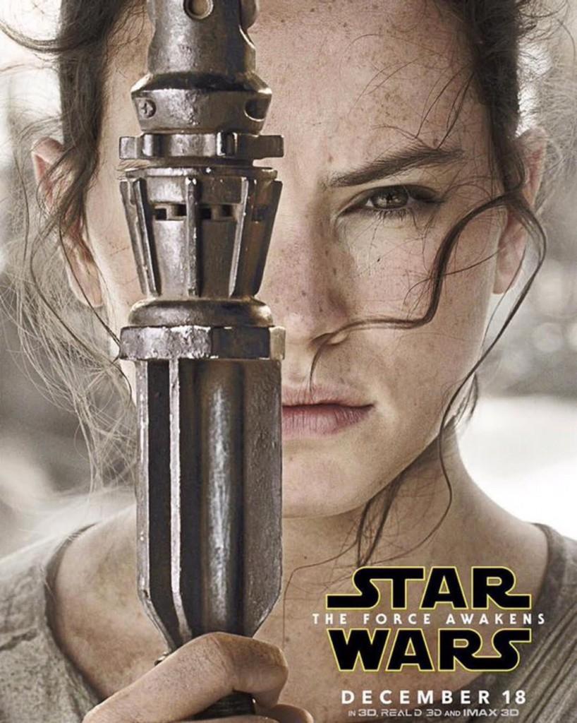 Star Wars VII  Rey