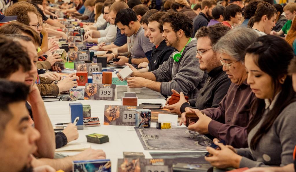 magic the gathering tournament