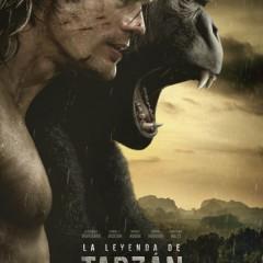 """Trailer de """"La leyenda de Tarzán"""""""