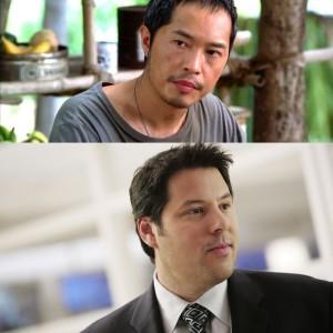 Ken Leung Greg Grunberg
