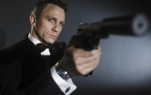 daniel-craig james bond