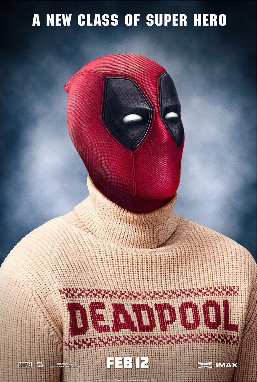 Deadpool navideño es el mejor Deadpool