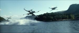 Star Wars VII X-wing