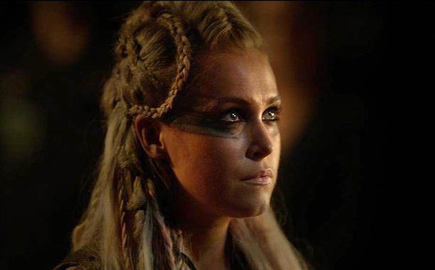 Primera imagen de Clarke en la 3era temporada