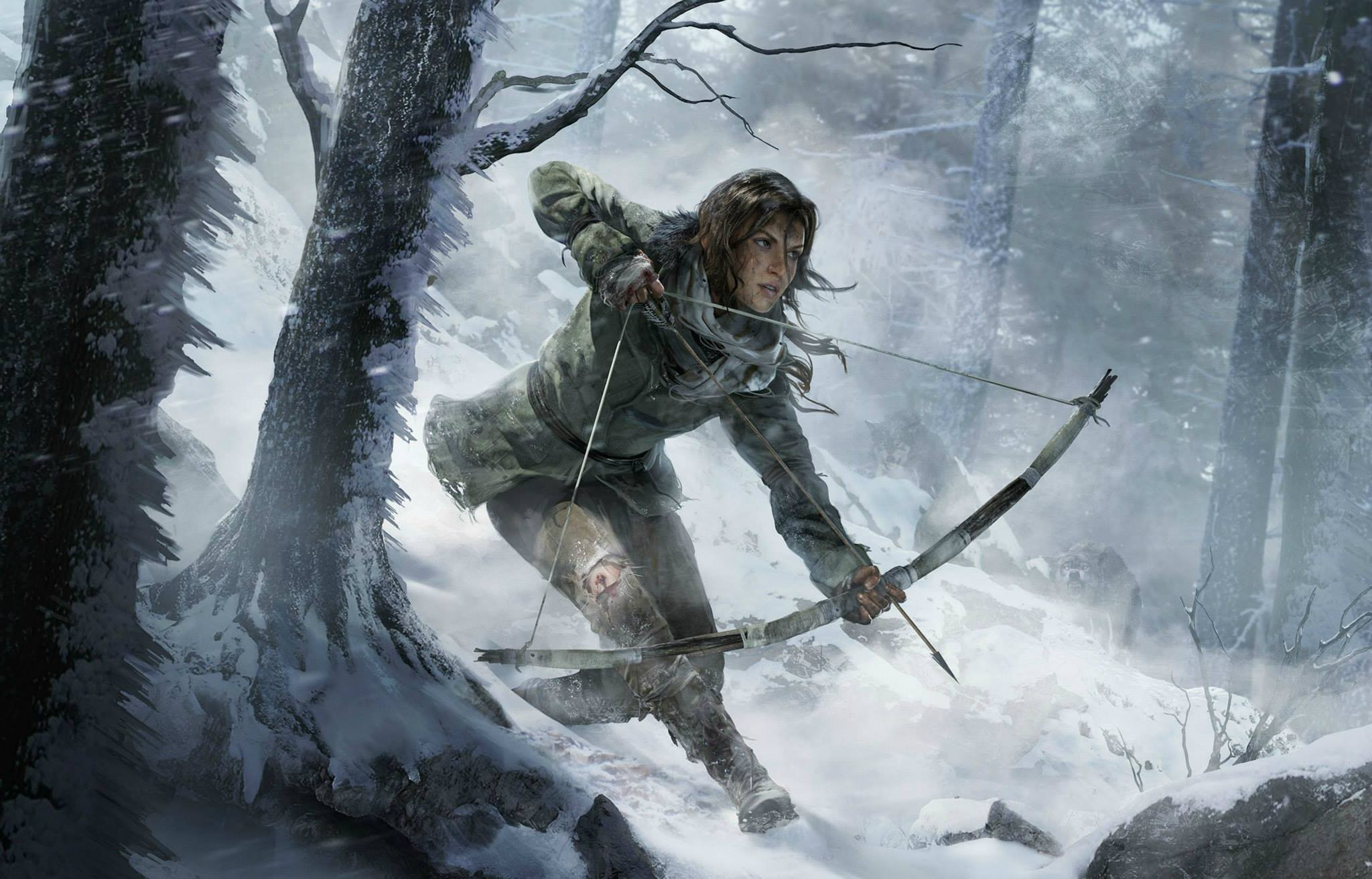 rise of the tomb raider llega a pc