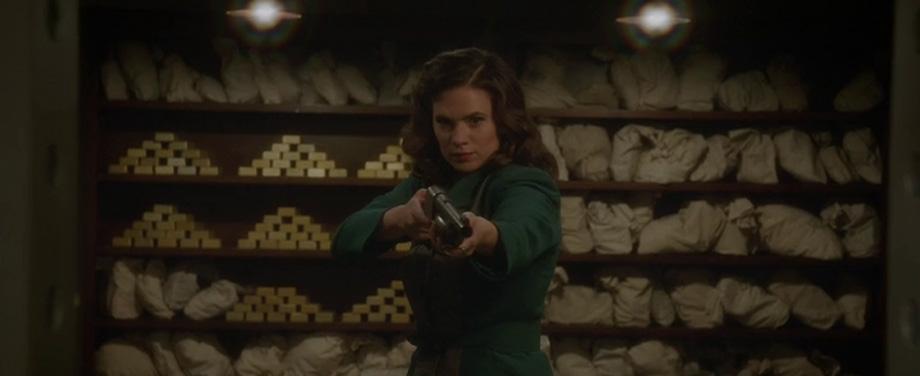 Agent Carter 2x01 Peggy