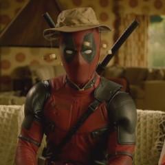 Deadpool arremete contra Lobezno por el día de Australia