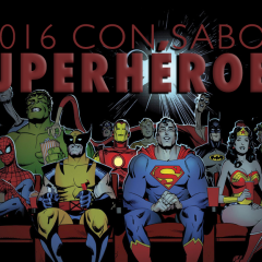 2016 con sabor a superhéroes