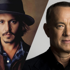 Tom Hanks y Johnny Depp: ¿thriller sobre el narcotráfico?