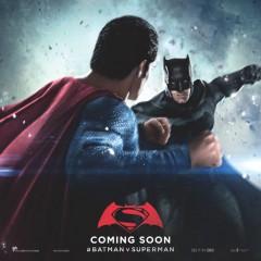 "Dos nuevos posters de ""Batman v. Superman"""