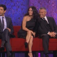 Primer adelanto del reencuentro televisivo de Friends
