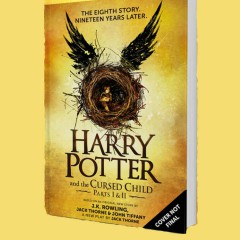 Harry Potter and the Cursed Child será la octava novela de la saga
