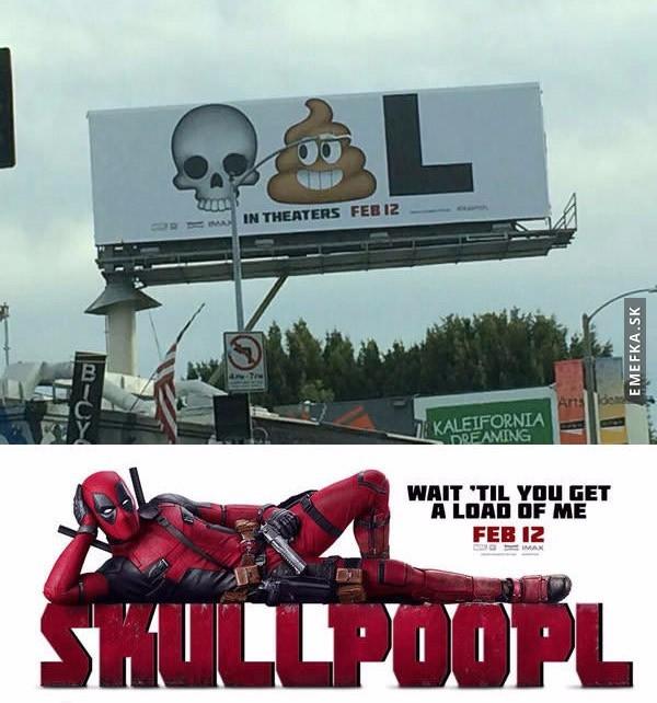 SkullPoopl Deadpool