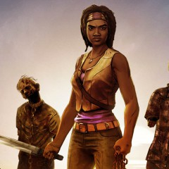 Primeros minutos de The Walking Dead: Michonne