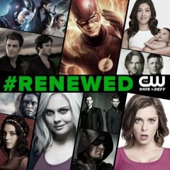 The CW renueva todas sus series