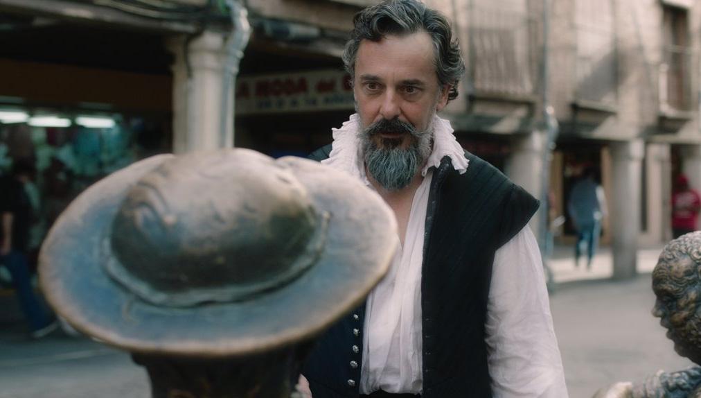 Cervantes Quijote Ministerio del tiempo