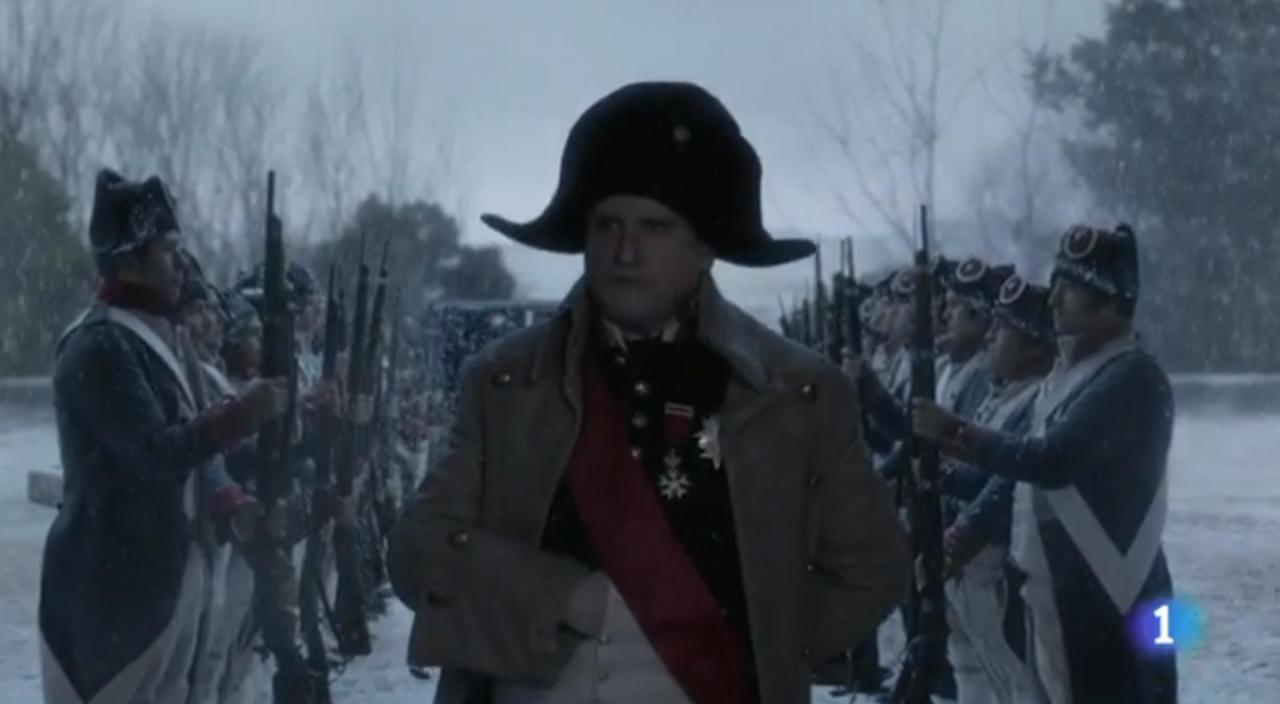 Ministerio del Tiempo 2x04 Napoleón