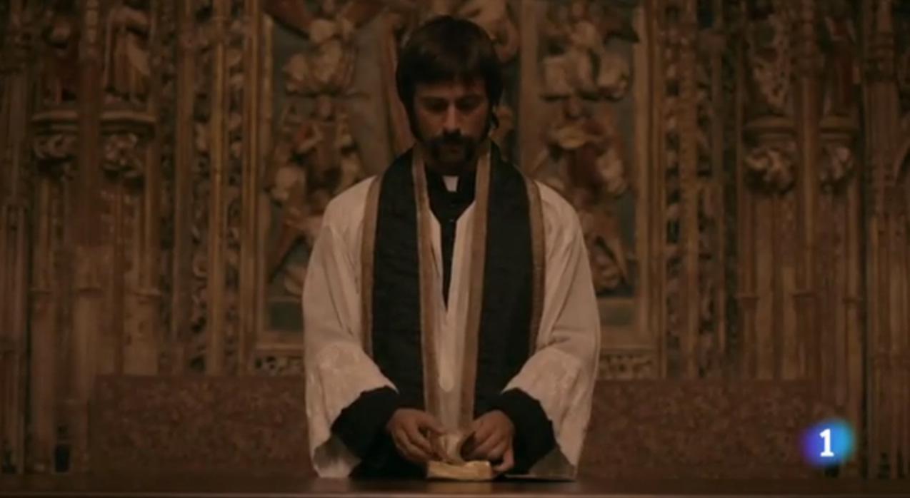 Ministerio del Tiempo 2x04 Pacino Cura