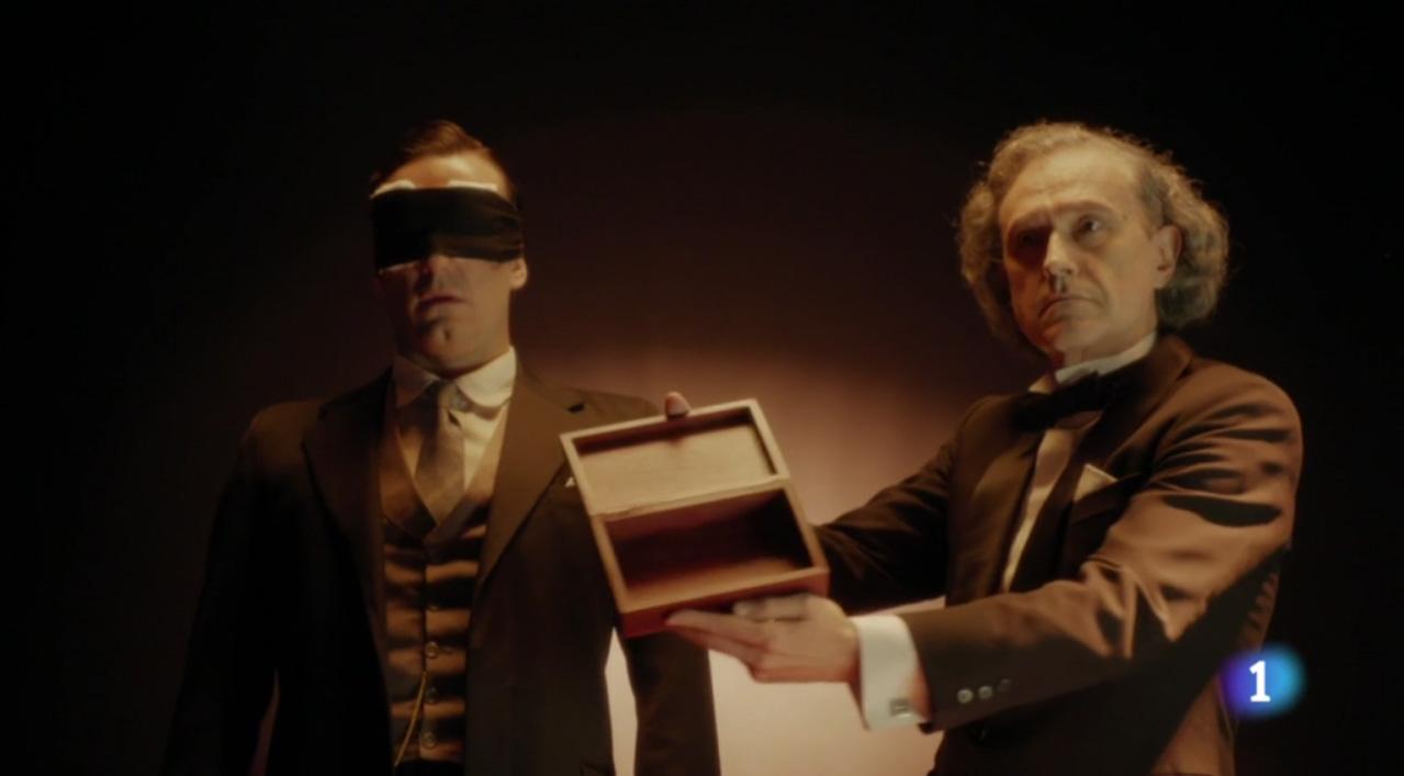 Ministerio del Tiempo 2x06 Argamasilla Houdini