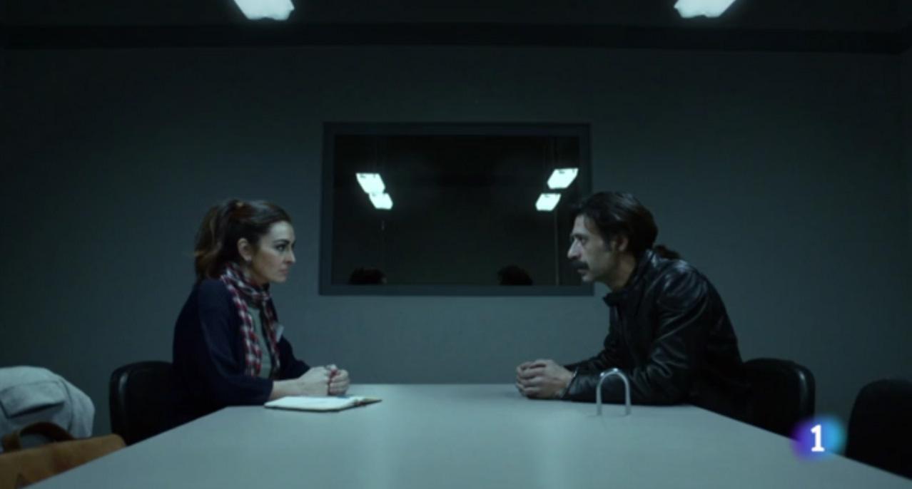 Ministerio del Tiempo 2x07 Alonso Blanca Elena