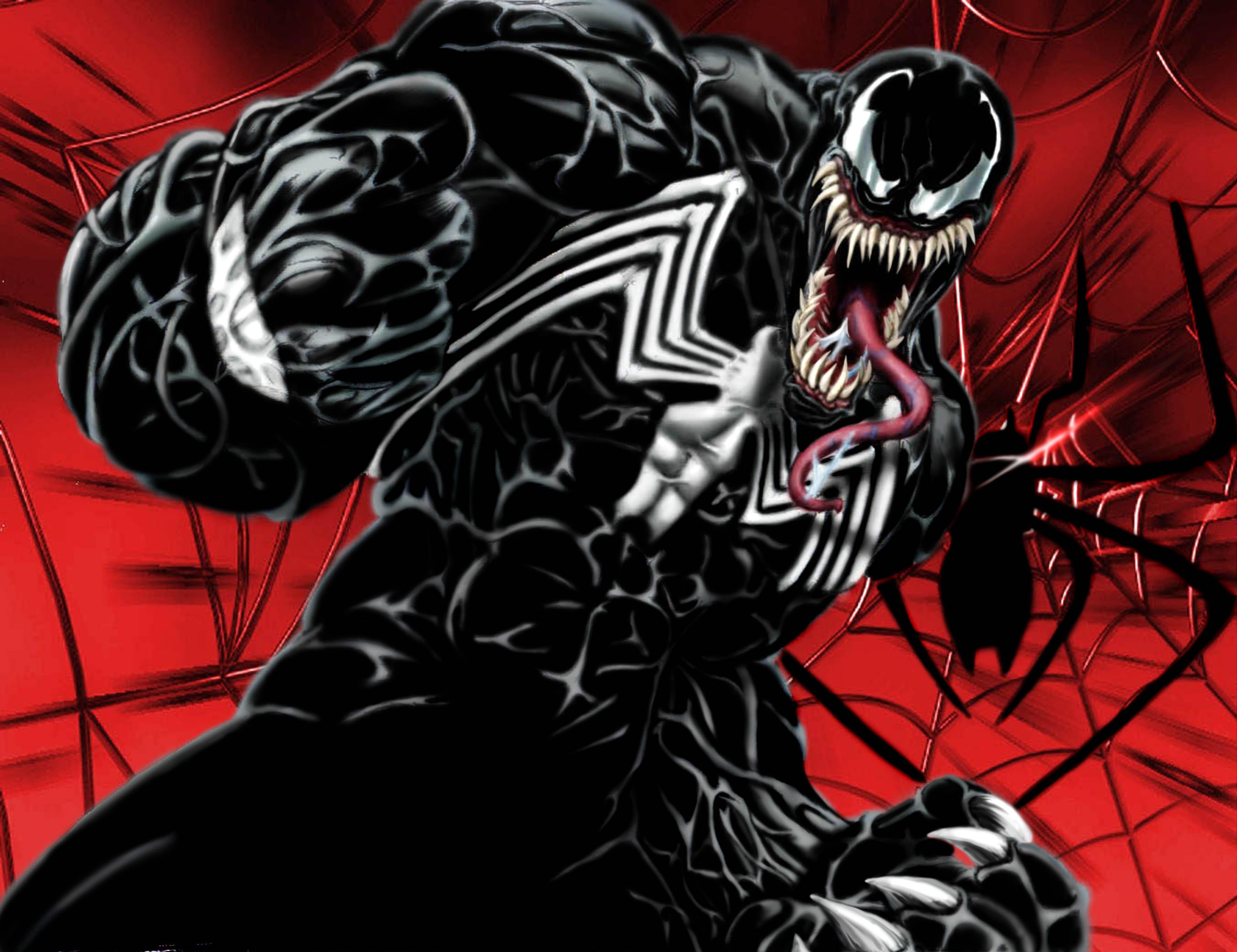 Venom pelicula propia