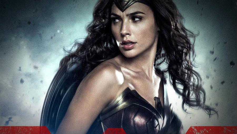 Wonder Woman Poderes en BVS