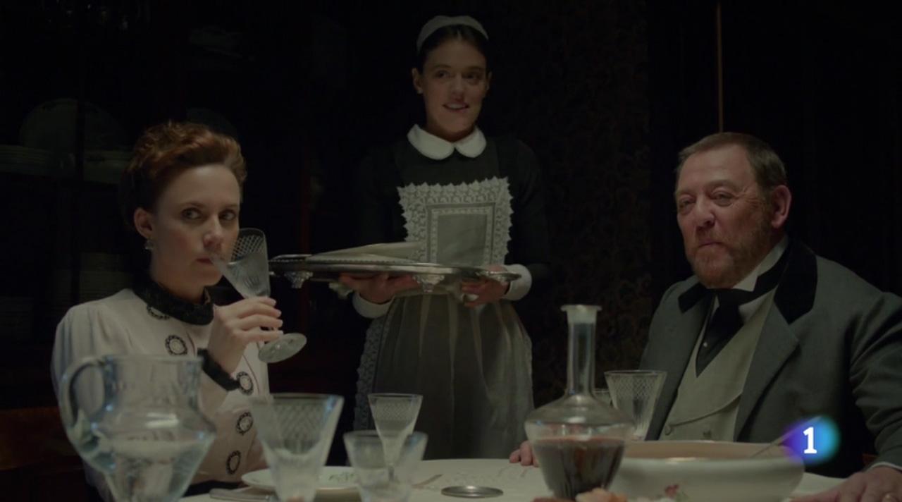 Ministerio del tiempo 2x09 Amelia
