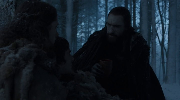 Juego de Tronos 6x06 Benjen Manosfrias Bran Stark