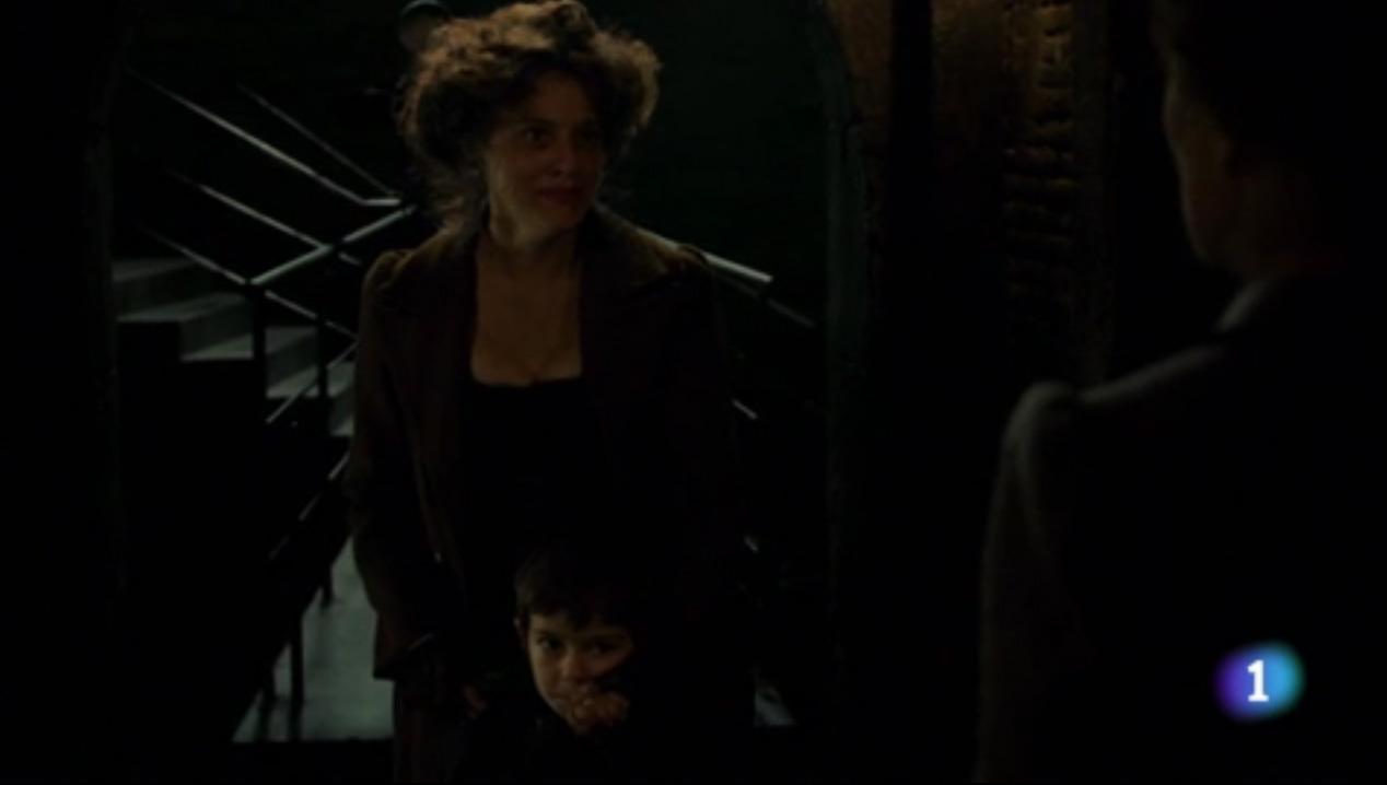 Ministerio del tiempo 2x10 vampira de raval barcelona