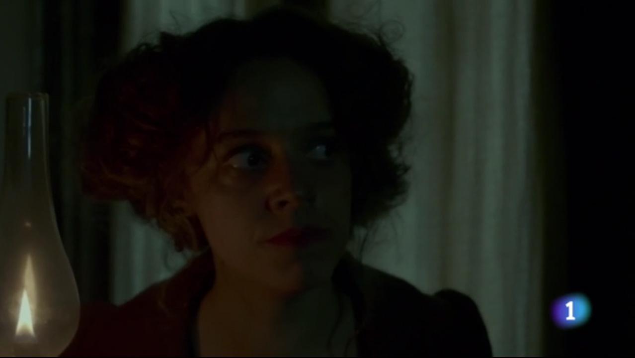 Ministerio del tiempo 2x10 vampira de raval