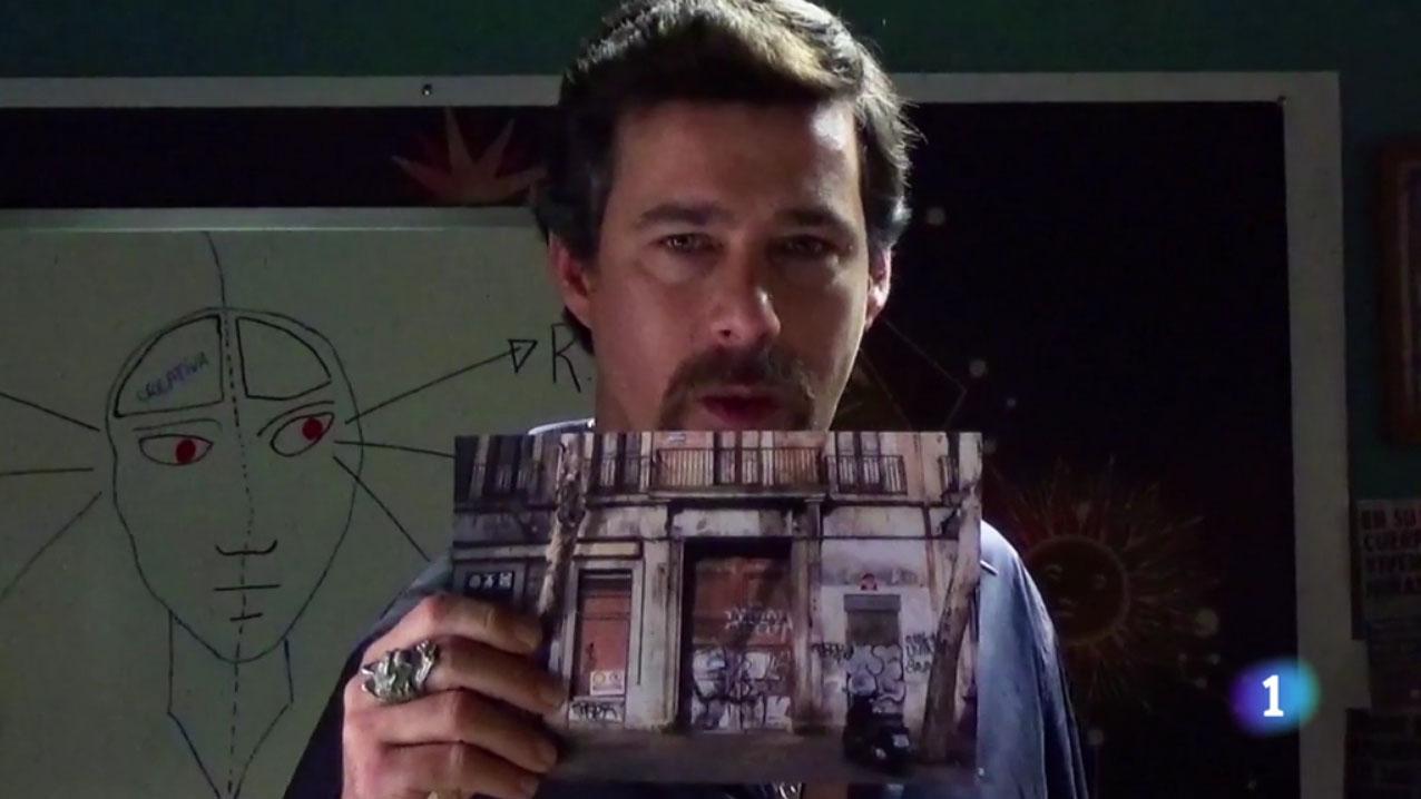 Ministerio del tiempo 2x11 Lombardi Oculto
