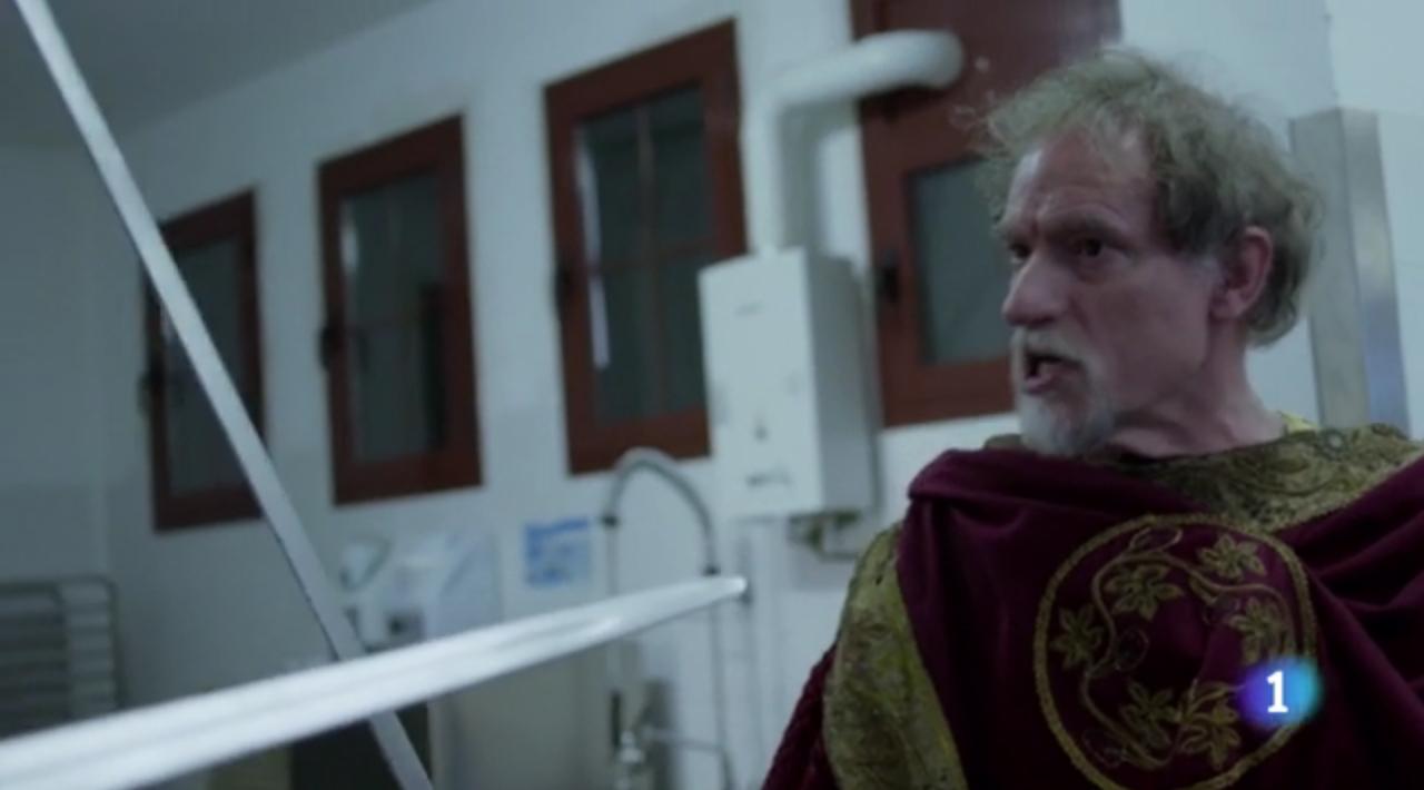 Ministerio del tiempo 2x12 Bodorrio Fadrique Duelo Alonso